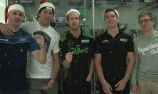 VIDEO: Prodrive Racing Christmas Carol