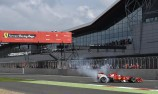 F1 demo replaces 458 Challenge at Clipsal 500