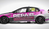 Pink livery for Russell Ingall farewell in Sydney