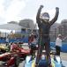 Buemi chalks up maiden Formula E triumph