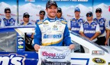 Heart scare delays Vickers' 2015 NASCAR start