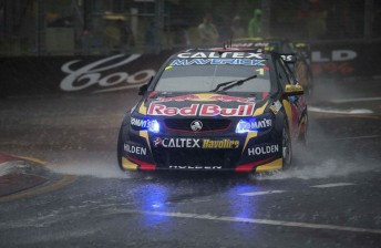 V8 Supercars drivers relieved by Safety Car finish