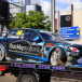 SVG quickest, Holdsworth crashes in Practice 4