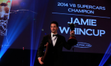 Whincup 'brought to tears' by title accolades