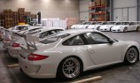 Carrera Cup entries beginning to firm