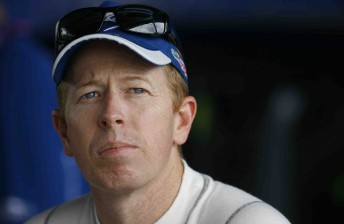 Steve Richards: No full-time drive in 2011