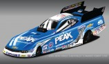 NHRA legend John Force returns to Chevrolet