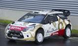 Citroen to run tribute livery in 2015 WRC