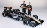 Force India uncovers 2015 livery