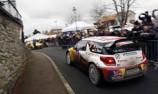 Sebastien Loeb builds on Monte lead