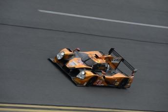 Negri Jr drove the Mike Shank Ligier-Honda to pole