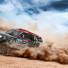 Roma stars while Al-Attiyah extends lead