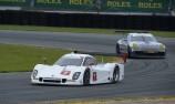 Rain hits Roar before the 24 test at Daytona