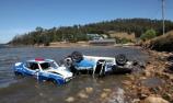 Miedecke involved in bizarre Targa crash