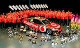 TeamVodafone promises 'different' livery