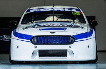 More images released of FG X V8 Supercar