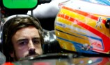 FIA investigating Alonso testing crash