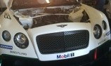 Bentley poised to attack after rebuild