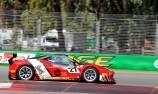 Lester claims maiden Aus GT pole despite crash