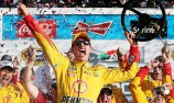 Logano wins the Daytona 500