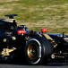 Lotus end test on top, Alonso hospitalised
