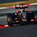 Lotus tops F1 test as Wolff, Nasr crash