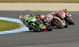 Rea holds off Haslam in Island SBK epic