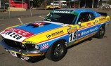 John Bowe's revised TCM Mustang breaks cover