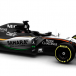 Force India unveils 2015 VJM08 challenger