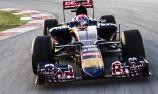 Toro Rosso raises targets with STR10