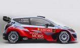 Hayden Paddon's WRC Hyundai revealed
