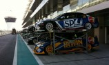 MORE PICS: V8s lined up for Yas 400