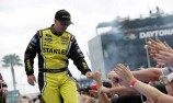 Marcos Ambrose 'going fishing' during Daytona 500