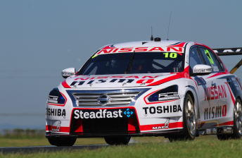 Mid-year decision on Nissan's V8 Supercars future
