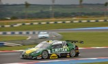 Winterbottom amongst the pace setters in Brazil