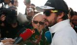 Alonso returns to McLaren simulator duties