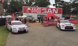 Nissan ramps up V8 Supercars activation