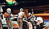 Porsche claims top two times in WEC test