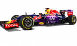 Red Bull Racing unveils 2015 F1 livery