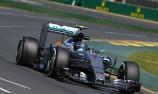 Rosberg pips Hamilton as Mercedes dominates