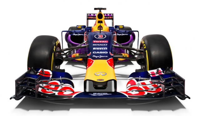 Red Bull Racing's RB11