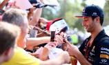 Ricciardo: Seventh the maximum from Red Bull