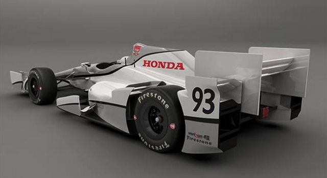 HPD's aero kit was designed largely in the UK by Wirth Research