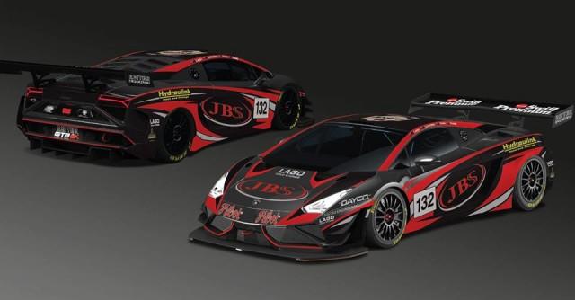 Lowndes will drive Lago's brand new Lamborghini