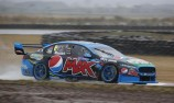 Chaz Mostert fastest at wet Symmons Plains