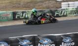 Holden/Courtney Kart team wins on debut
