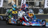 Percat sizzles in Australian Kart Champs practice