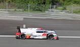 VIDEO: Audi cuts off Monza chicane