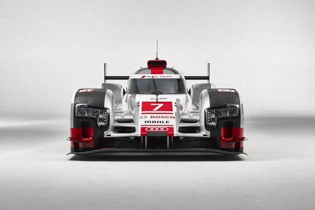 Audi will run its new Le Mans body kit at Spa this weekend