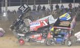 Veal extends streak in Easter Sprintcar Classic